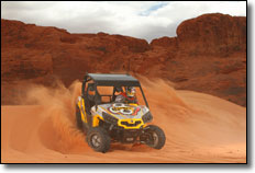 Can-Am Commander SxS / UTV