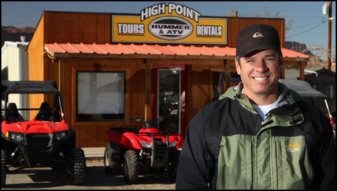 High Point Tours & ATV / SxS Rentals