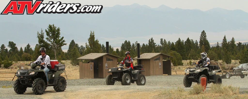 Pipestone OHV Park ATV Trail Ride Adventure - Butte, Montana