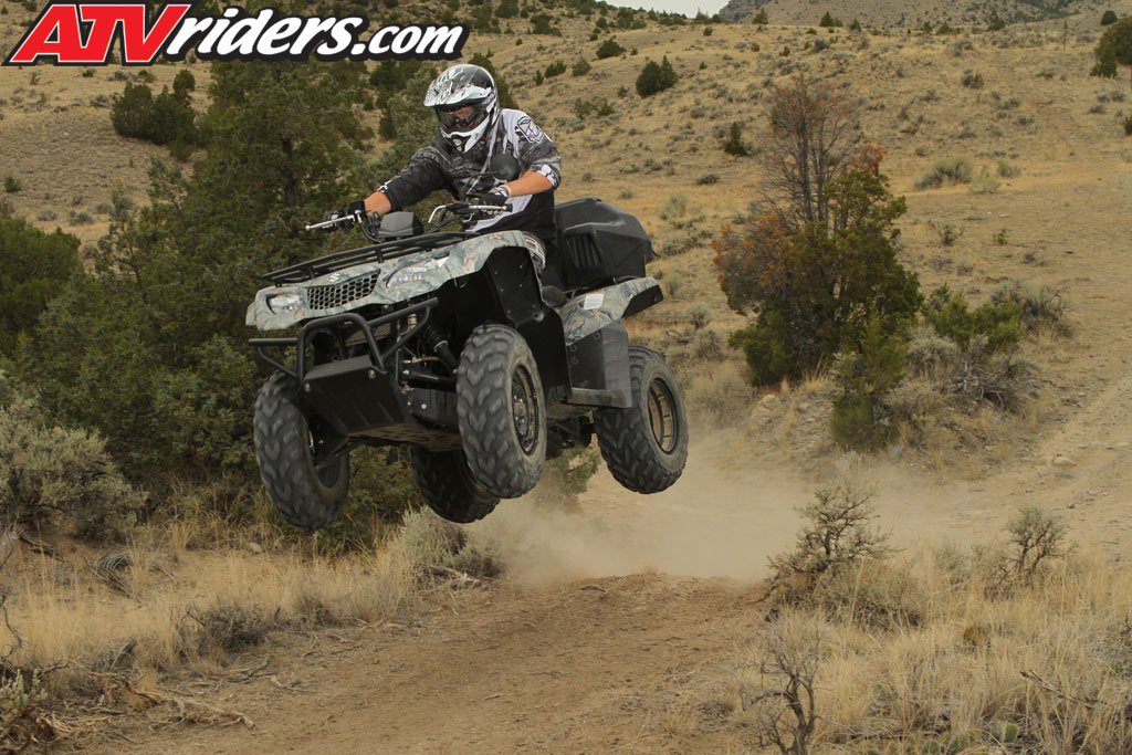 2013 Fly Racing F-16 & Patrol ATV & Riding Gear Review - New