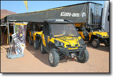 Rally on the Rocks - Cam-Am Commander