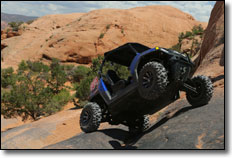 Rally on the Rocks - Polaris RZR SxS