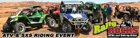 2012 Rally on the Rocks SxS / UTV Riding Event