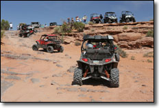 Rally on the Rocks - Hell's Revenge Trail