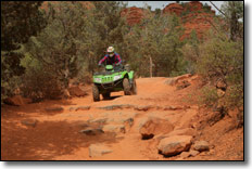 Sedona, Arizona ATV & SxS Desert Riding Adventure