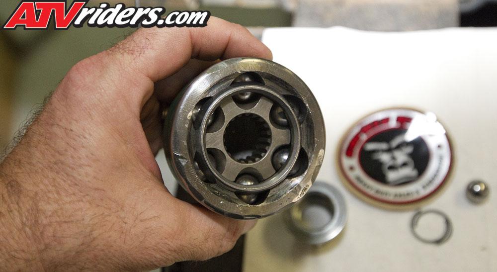 How to Rebuild ATV & SxS CV Joints
