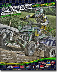 Matt Bartosek Celebration ATV Race Info