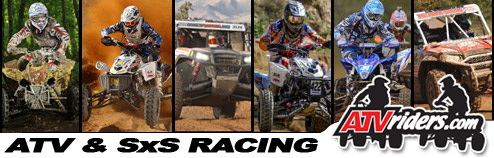 ATV Racing Info Section Header