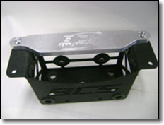 bcs performance 39 s can am ds450 atv battery support box kit. Black Bedroom Furniture Sets. Home Design Ideas
