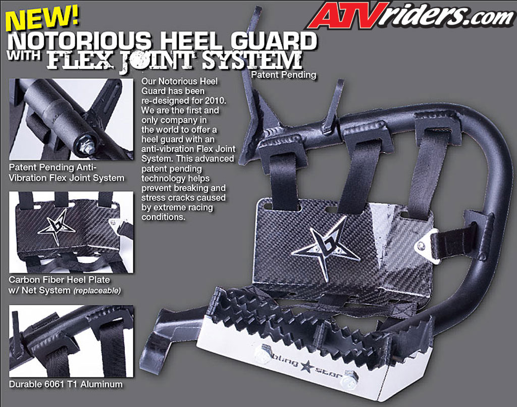 Blingstar Releases Innovative Heel Heel Innovative Guards with Anti vibration System ... df43fc