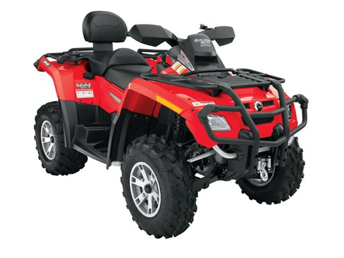 2007 can am outlander 800 h o efi utility 4x4 atv model specs features benefits and. Black Bedroom Furniture Sets. Home Design Ideas