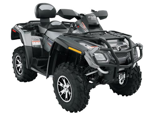 2007 can am outlander max 800 h o efi ltd 4x4 atv model specs features benefits and. Black Bedroom Furniture Sets. Home Design Ideas