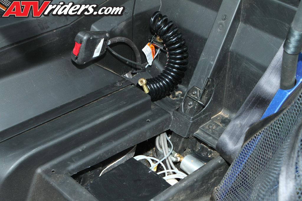 Where Can I Get High Pressure Air : Canam commander limited sxs utv test ride review