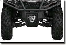 2012 BRP Can-Am Outlander ATV Air Filter Box