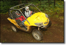 2013 Can-Am Commander 1000 DPS SxS / UTV
