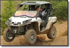 2013 Can-Am Commander DPS SxS / UTV