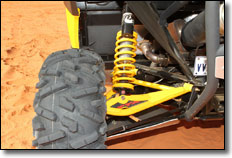 2013 Can-Am Maverick 1000R X rs Trailing Arm
