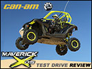 2015 Can-Am Maverick Turbo Review