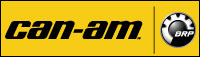 Can-Am ATV Manufacturer Logo Small