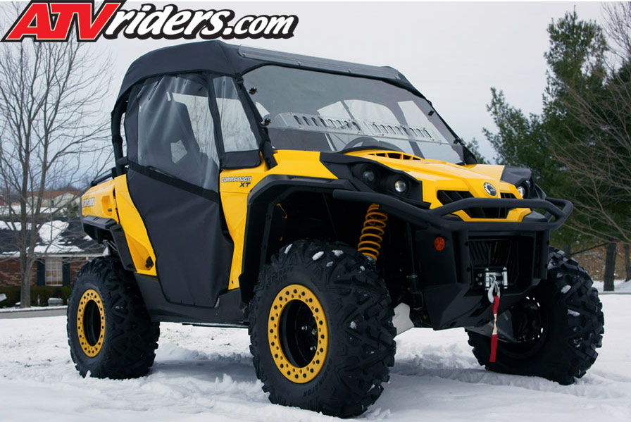 Utv Sxs Cab Enclosures Escape From The Weather