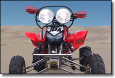 ATV / SxS Aftermarket Lighting Systems Buyers Guide - HID