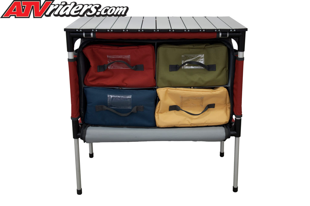 Camp Chef Sherpa Camping Table Amp Organizer Lightweight