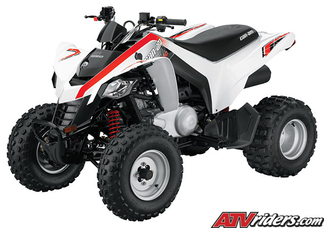 2009 Can-Am DS250 Youth Sport ATV - Features, Benefits and ...
