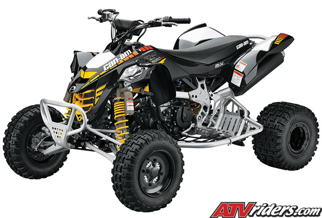 Can Am Ds 450 >> 2009 Can Am Ds 450 Race Ready Atv S Ds450x Mx Xc And Ds
