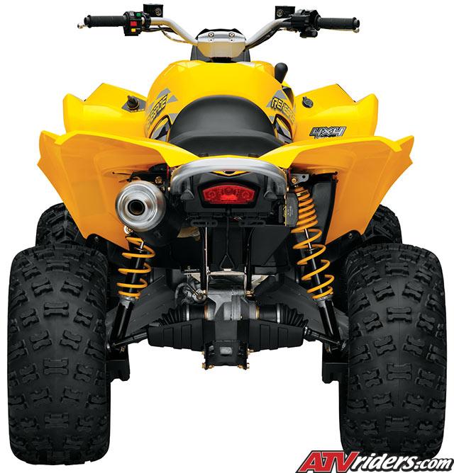 2009 Can-Am Renegade 500 EFI 4x4 ATV - Features, Benefits and ...