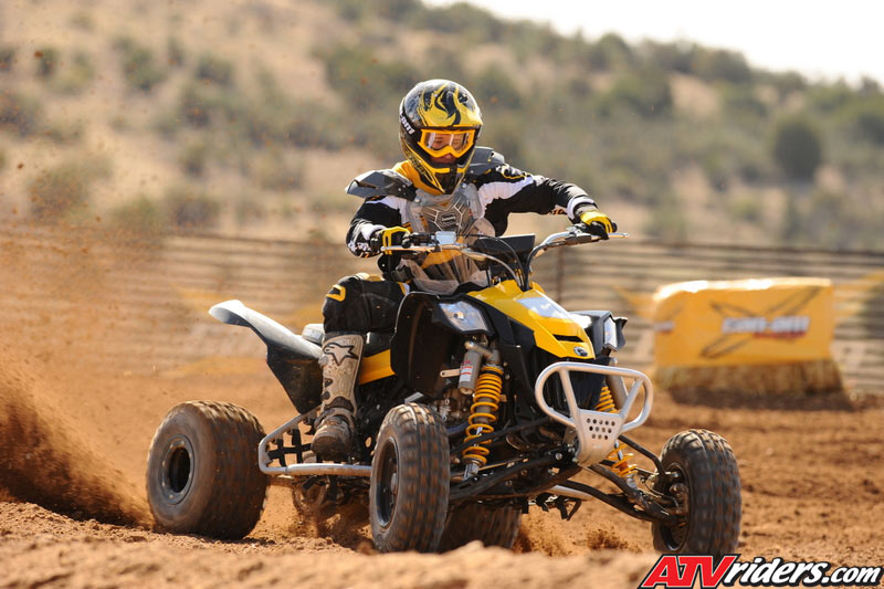 quad can am ds