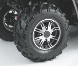 Outlander LTD ATV Wheels