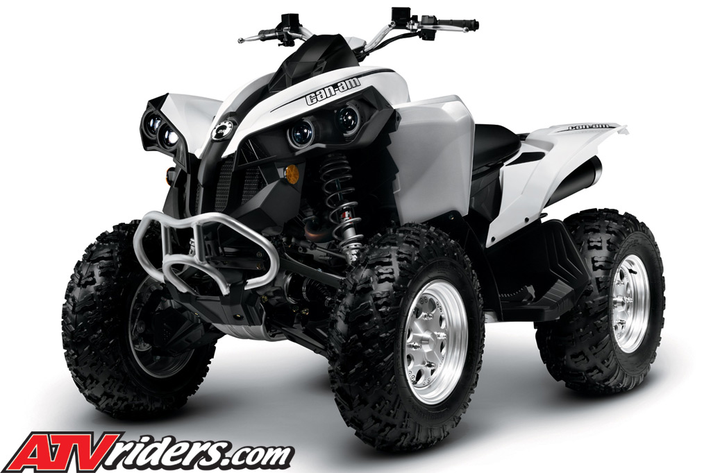 2011 can am renegade 800r efi 4x4 atv features benefits and specifications. Black Bedroom Furniture Sets. Home Design Ideas