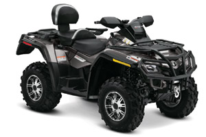 Can-Am Outlander Max 800 R ATV Green