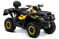 Can-Am Outlander XT-P ATV