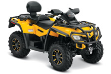 Can-Am Outlander XT ATV