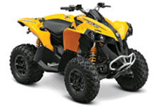 2012 Can-Am Renegade 1000 Utility ATV