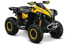 Can-Am Renegade 800 X XC EFI 4x4 ATV