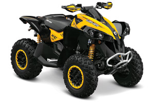 Can-Am Renegade 800R X xc ATV