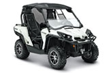 2013 DS 450 X MX Sport ATV