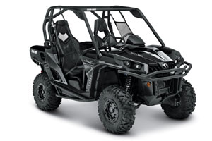 2013 Can-Am Commander 1000 X Performance UTV