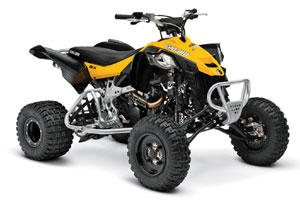 2013 Can-Am DS 450 EFI ATV