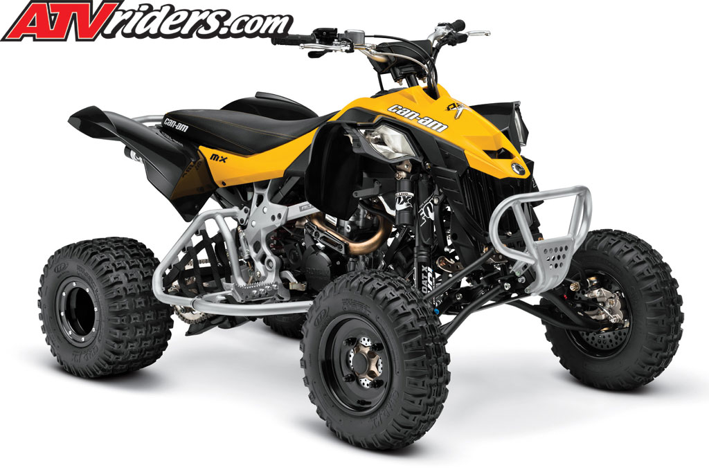quad can am xc