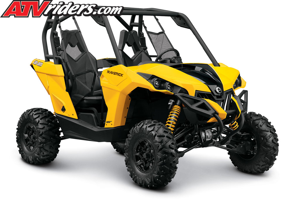 2013 Can-am Maverick 1000R EFI 4x4 Performance SxS / UTV