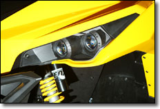 2013 Can-Am Maverick SxS / UTV Headlights