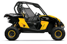 2013 Can-Am Maverick 1000R X rs SxS / UTV