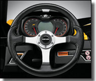 2013 Can-Am Maverick 1000R X rs SxS / UTV Steering Wheel