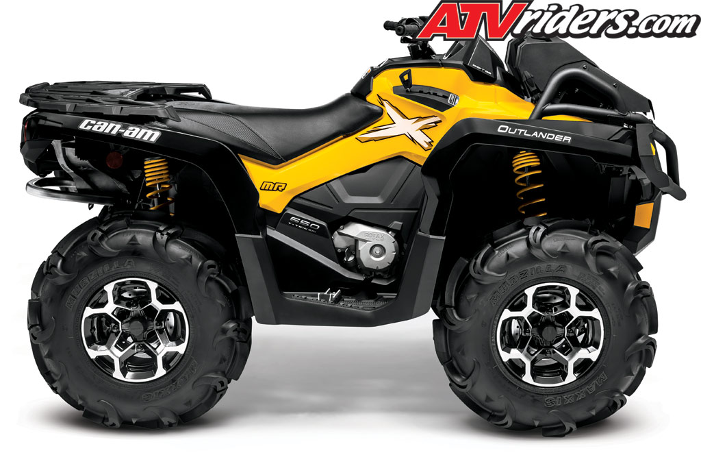 2013 can am outlander 650 x mr efi 4x4 utility atv specifications. Black Bedroom Furniture Sets. Home Design Ideas