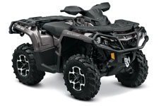 2013 Can-Am Outlander 650 XT Utility ATV