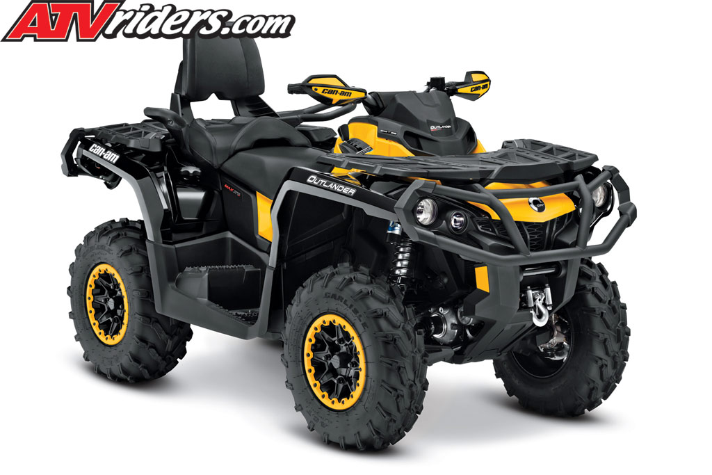 2 up atv can am