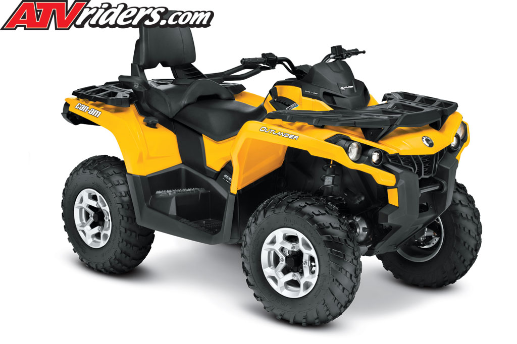 Can-Am DS450 X MX, Outlander, & Commander SxS / UTV Updated